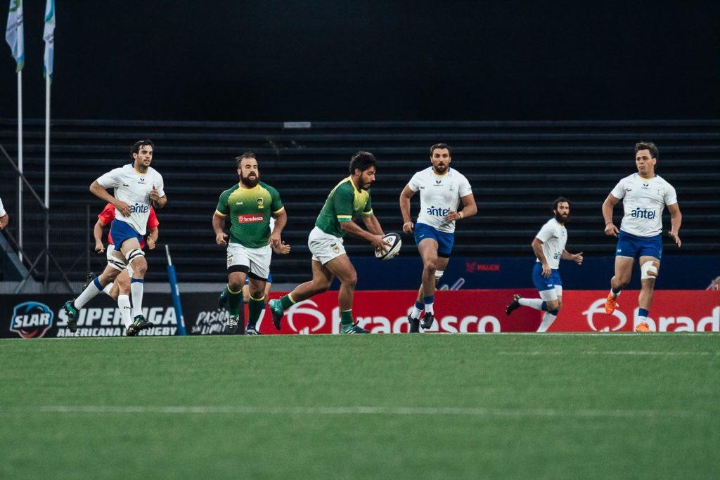Brasil x Uruguai - Torneio 4 Nações de Rúgbi