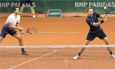 Bruno Soares - Roland Garros