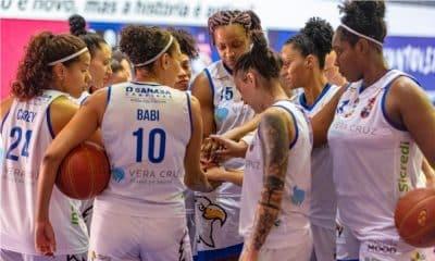 Campinas - Guarulhos - Copa São Paulo de basquete feminino