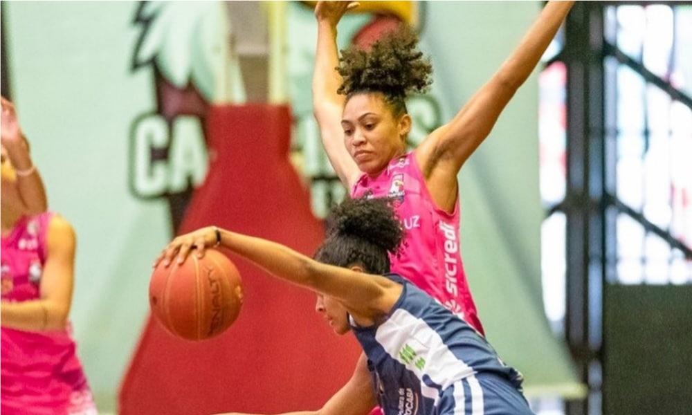 Campinas x Santo André - Paulista feminino de basquete