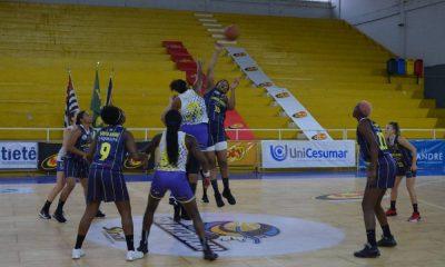 Equipes se enfrentam recentemente com vitória do Santo André pela Copa São Paulo ao vivo paulista feminino de basquete Catanduva
