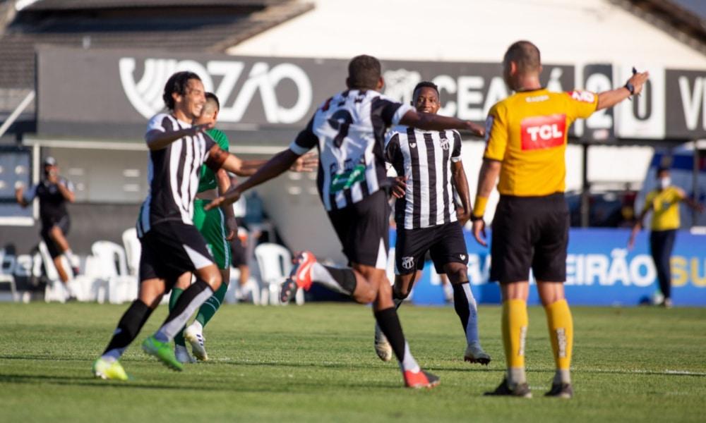 Ceará Brasileiro Sub-20 Atlético-MG Ao vivo
