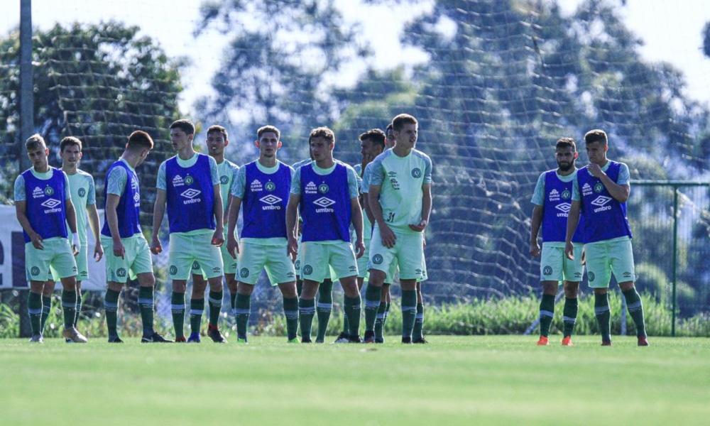 Chapecoense Brasileiro Sub-20 Santos Ao vivo