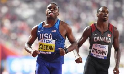 Christian Coleman doping