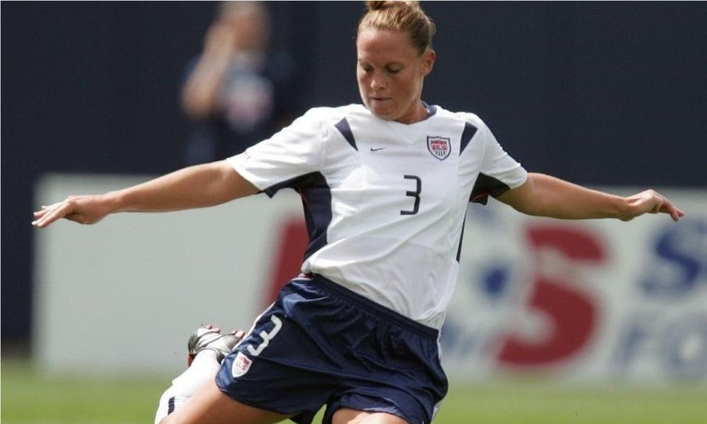 Christie Rampone - seleção EUA
