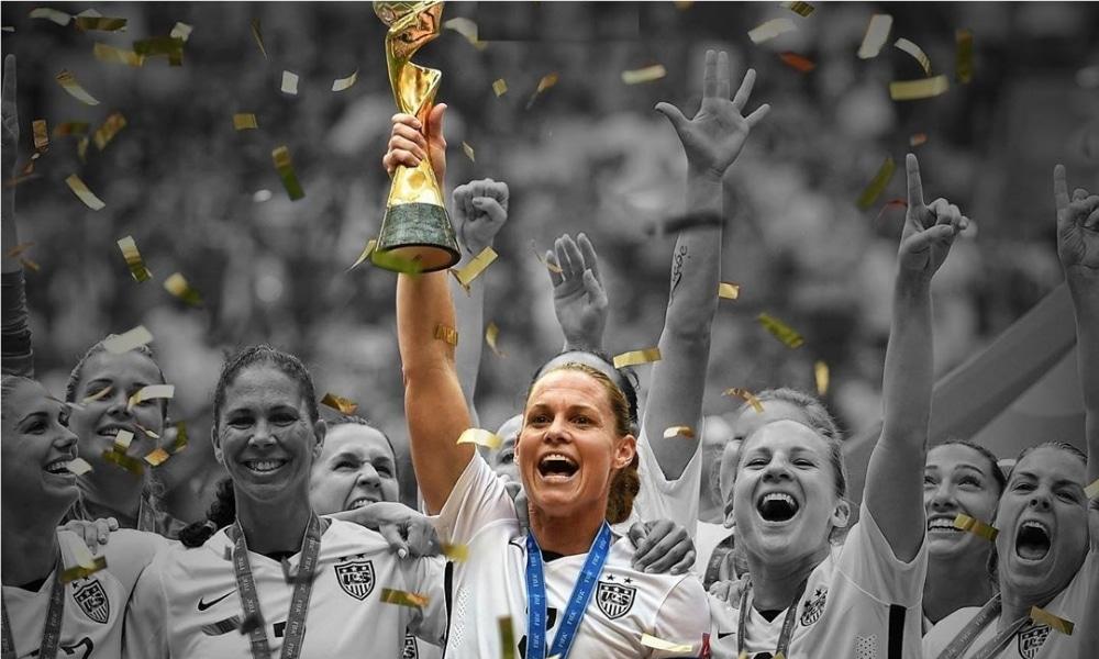 Christie Rampone - Seleção EUA - futebol feminino