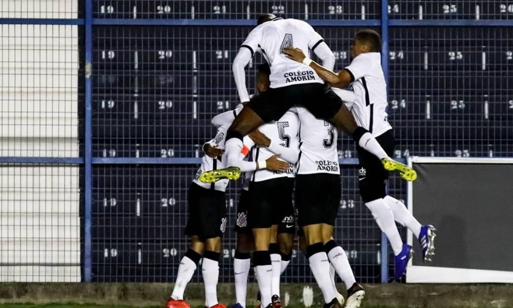 Corinthians e Athlético-PR - Corinthians - Ceará - Campeonato Brasileiro Sub-20