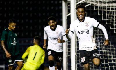 Vitória x Corinthians - Brasileiro Sub-20 de futebol