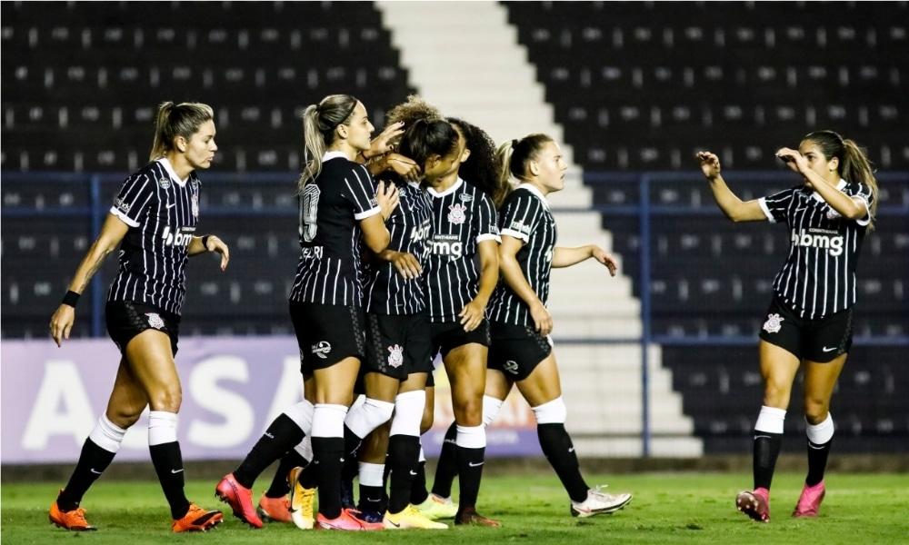 Corinthians - Santos - Campeonato Paulista Feminino
