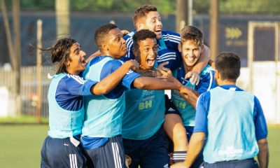 Cruzeiro Sub-20 - América-MG Sub-20 - Campeonato Brasileiro Sub-20