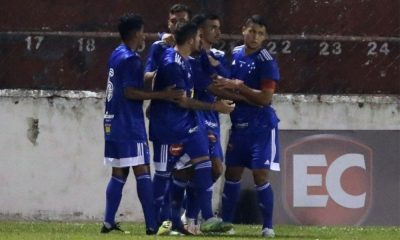 Cruzeiro - Goiás - Campeonato Brasileiro Sub-20 de futebol masculino