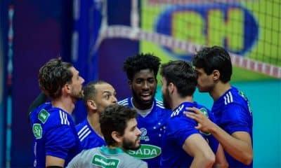 Cruzeiro - Vôlei Guarulhos - Superliga Masculina