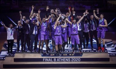 Benite conquista a Champions League de Basquete
