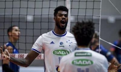 Sada Cruzeiro x América Vôlei - Mineiro masculino de vôlei