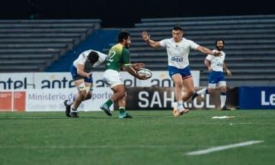 Brasil x Uruguai - Torneio Quatro Nações de Rúgbi