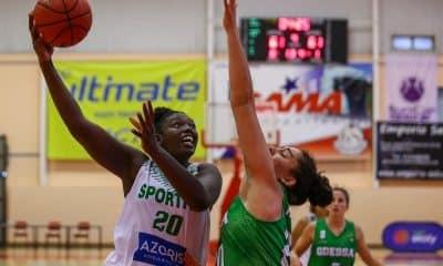 Português feminino de basquete