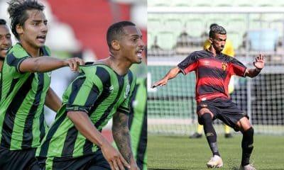 Campeonato Brasileiro Sub-20, AO VIVO, 15h: América-MG x Sport