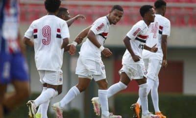 são paulo campeonato brasileiro sub-20 futebol ao vivo