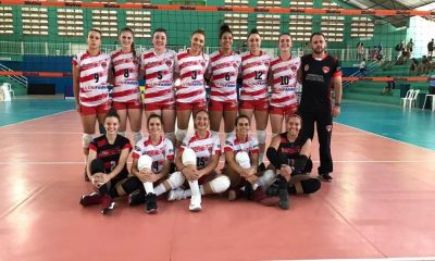 AMAVÔLEI Maringá x ACV/Chapecó - Superliga C
