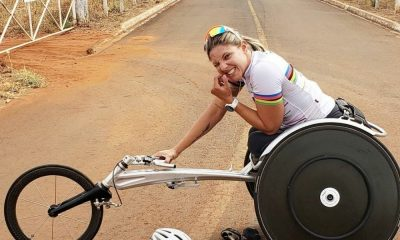 Jéssica Messali triatlo paralímpico tóquio