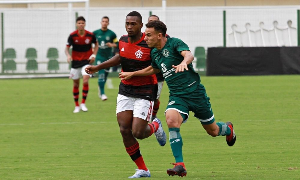 Flamengo - Goiás - Copa do Brasil Sub-20 de futebol masculino