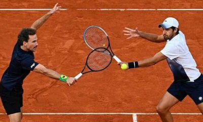 Bruno Soares Mate Pavic Roland Garros