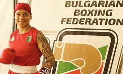Bia Ferreira campeã torneio dos balcãs boxe