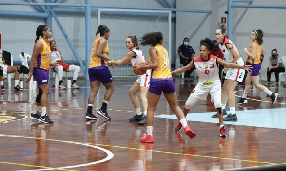 Catanduva x Guarulhos - Paulista de basquete feminino