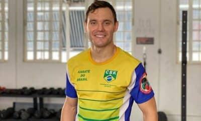 Douglas Brose está motivado após período com a seleção brasileira