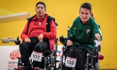 Igor Barcellos bocha paralímpica