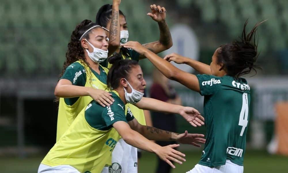 palmeiras ferroviária brasileirão feminino
