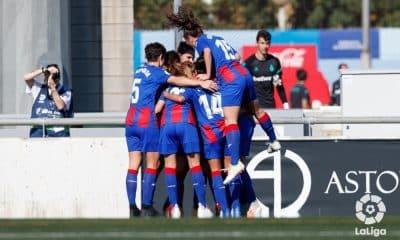 Campeonato Espanhol de futebol feminino - Eibar - Barcelona - Madrid Club - Paris FC