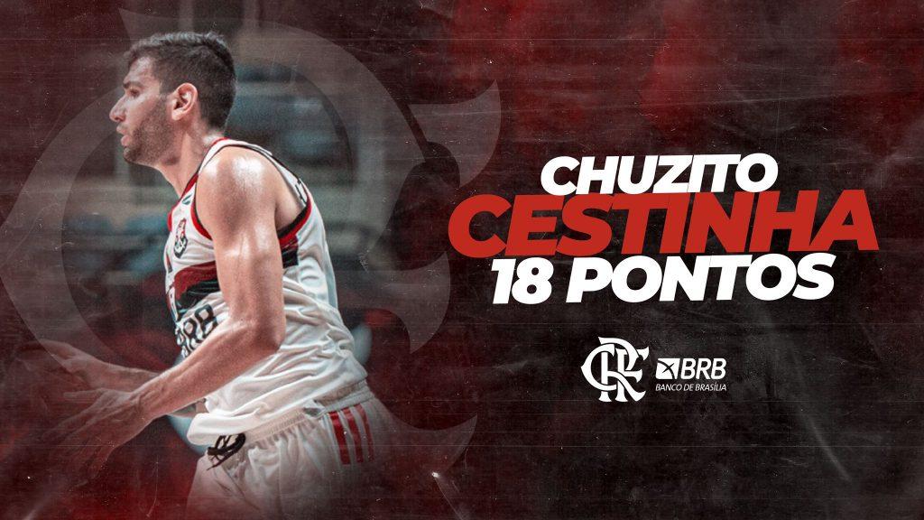 chuzito flamengo carioca basquete municipal