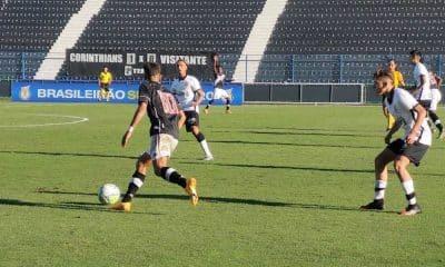 Corinthians e Vasco ficam no empate em 1 a 1