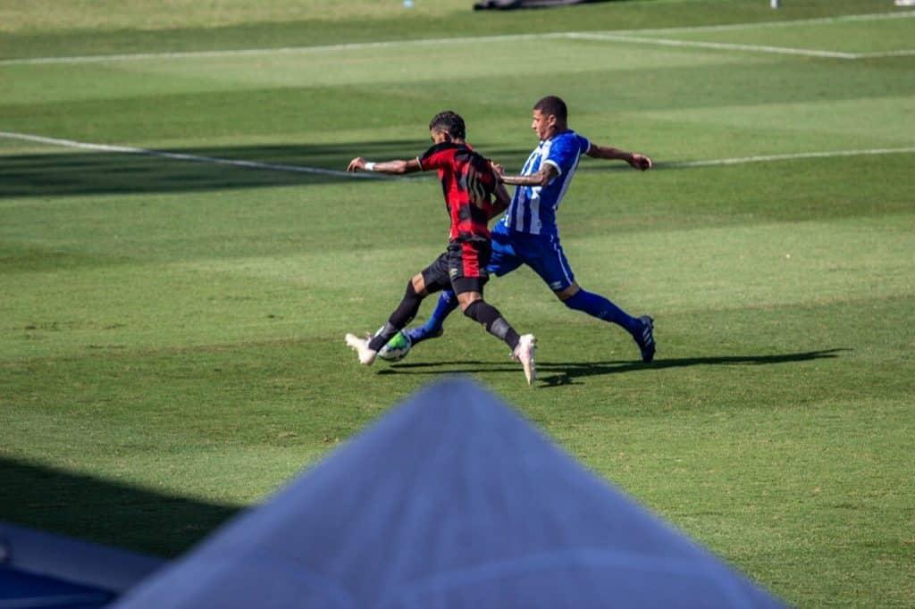 Sport e Avaí ficam no empate no duelo de ida Copa do Brasil sub-20