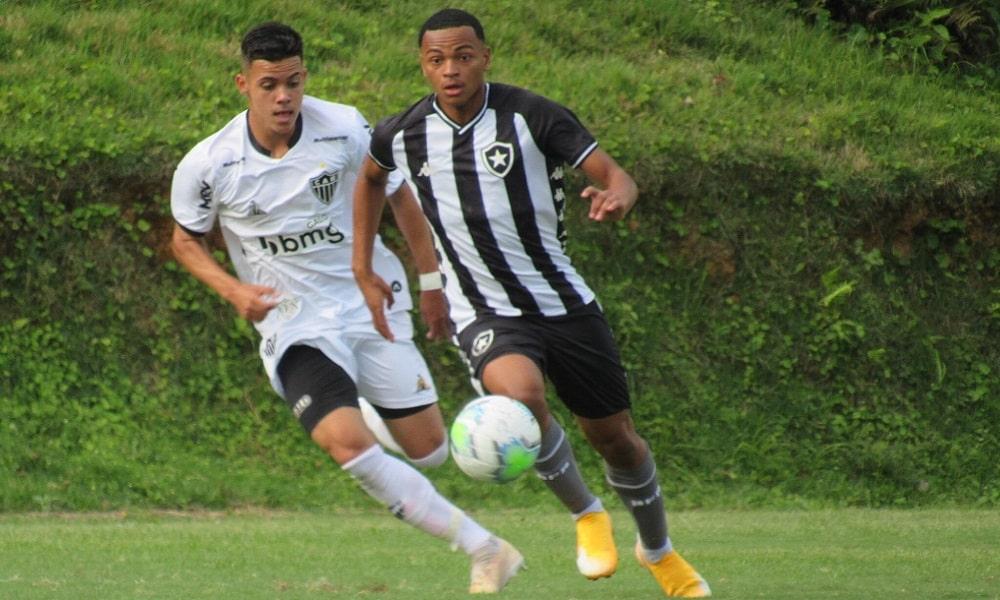 Ceará x Botafogo - Brasileiro Sub-20