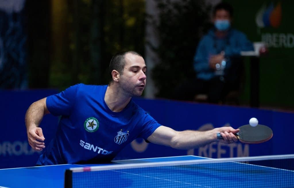 Humberto Manhani foi derrotado na estreia da competição espanhola