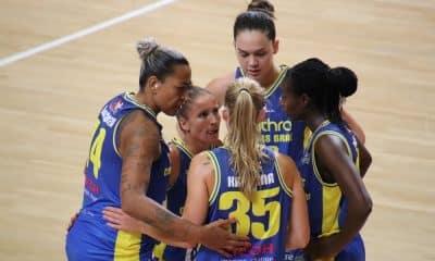 Erika - Castors Braine - Campeonato Belga Feminino