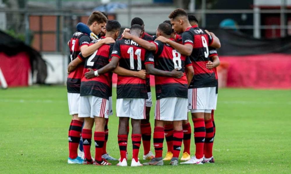 Goiás x Flamengo - Brasileiro Sub-20 - Ao vivo