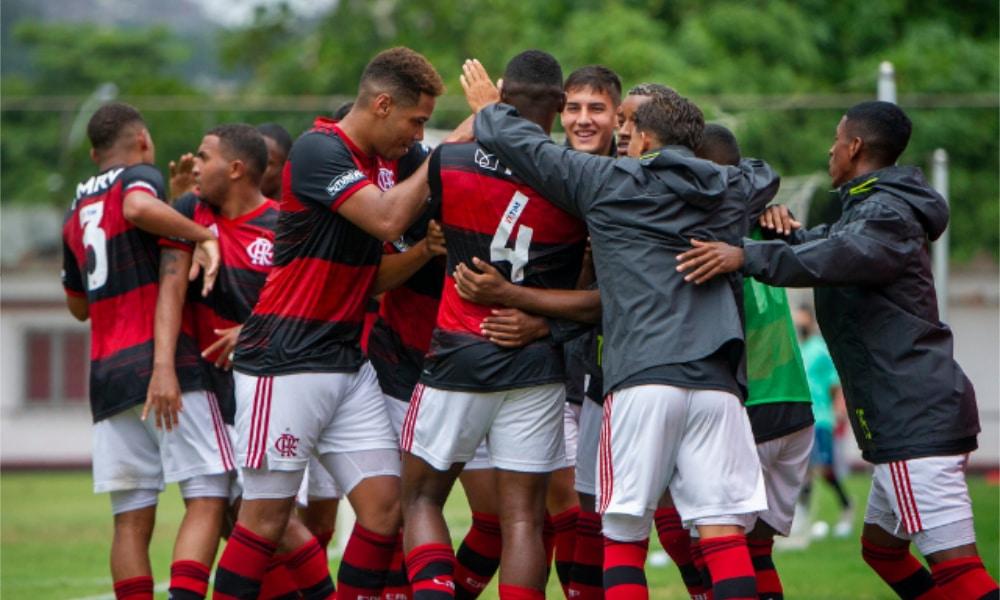 Flamengo x Palmeiras - Brasileiros Sub-20 de futebol