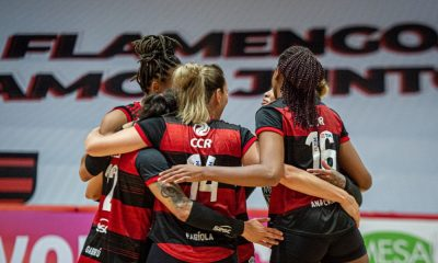Flamengo x Minas - Troféu Super Vôlei feminino