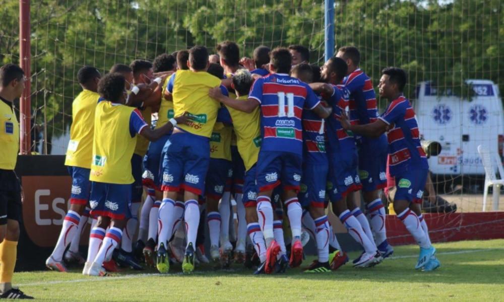 Avaí venceu o Bragantino, Fortaleza bateu o Bahia, e o Ceará ganhou do Grêmio. na 2ª fase do Campeonato brasileiro de Aspirantes