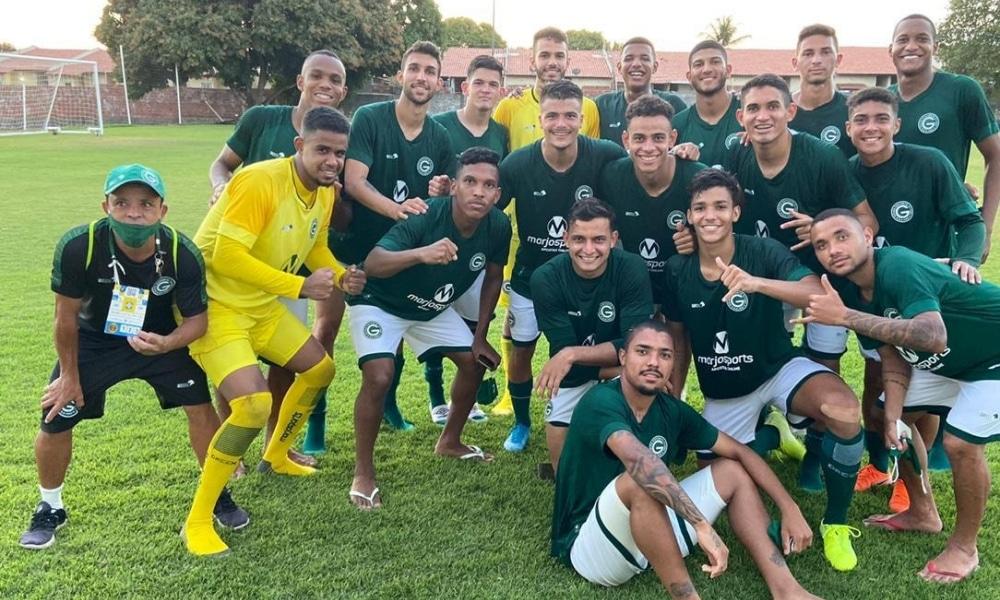Goiás - União - Copa do Brasil Sub-20