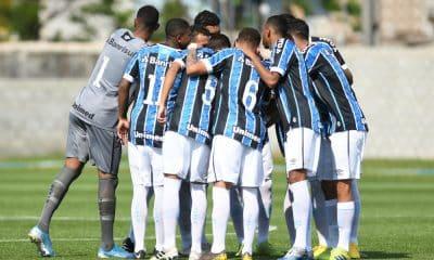 Grêmio e Santos - Grêmio Sub-20 - Santos Sub-20 - Campeonato Brasileiro Sub-20 de futebol masculino