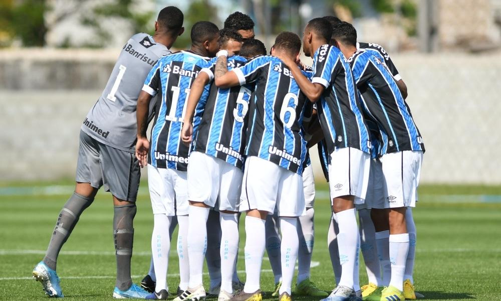 Grêmio x Chapecoense - Brasileiro Sub-20 de futebol