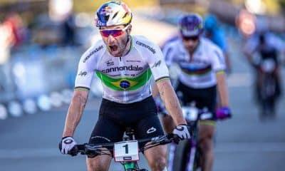 Henrique Avancini - Copa do Mundo de mountain bike