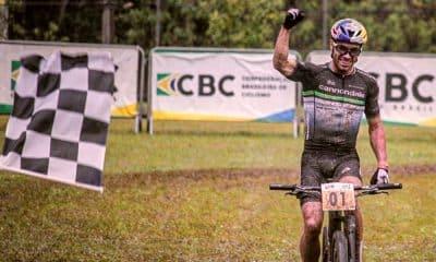 Henrique Avancini - Campeonato Brasileiro de mountain bike - Raiza Goulão