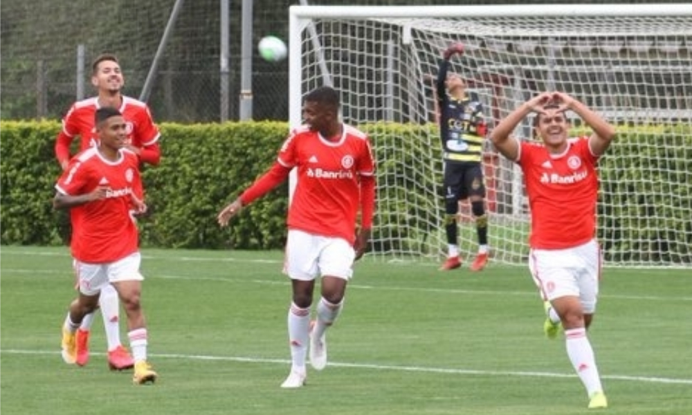 Inter - Galvez - Copa do Brasil Sub-20
