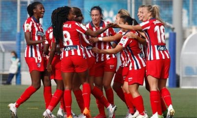 Ludmila - Atlético de Madrid - Campeonato Espanhol Feminino