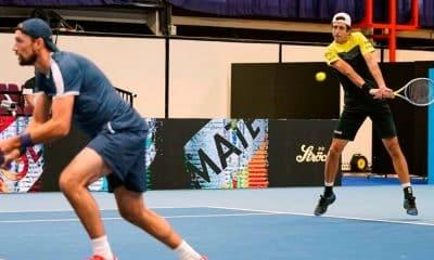 Marcelo Melo - ATP 500 de Viena - Fernando Romboli